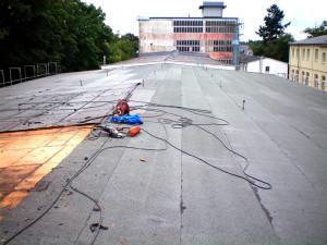 Industriehallen rekonstruieren
